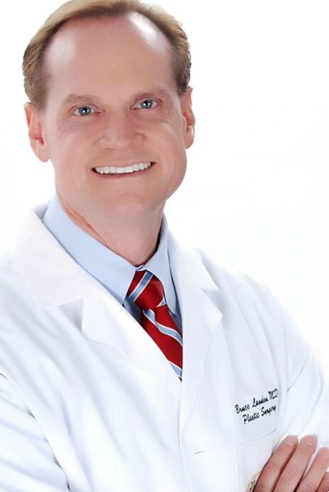 Our Founder: Doctor Bruce Landon, Board Certified in Plastic and Reconstructive Surgery.
