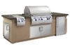 DC790 Island System with Refrigerator ( Required Components (sold separately)