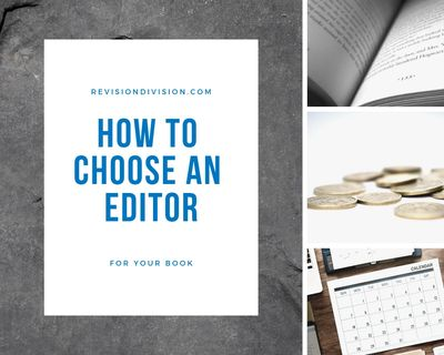 How to Choose an Editor for Your Book