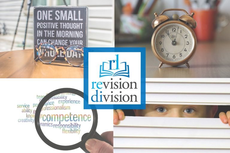 Welcome to Revision Division Editorial Services