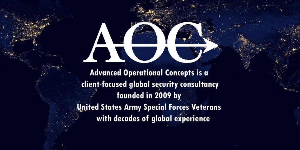 Advanced Operational Concepts, United States Army, Special Forces, security, consulting