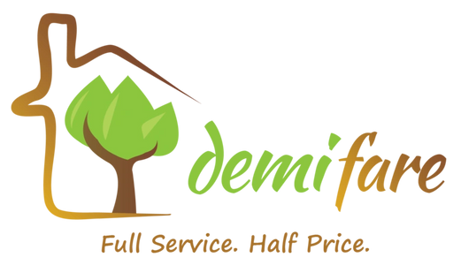 DemiFare is the full service division of Mow Trim Blow