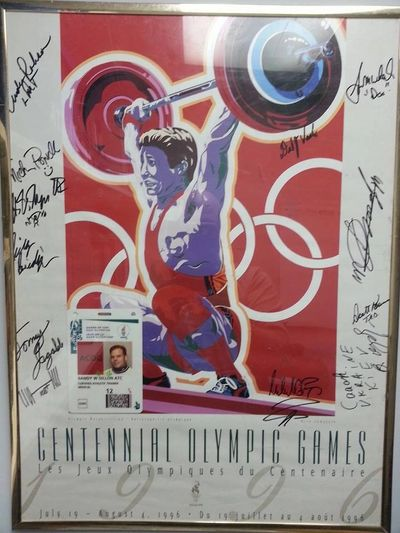 1996 Centennial Summer  Olympic Games