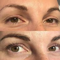 brow henna lashes med spa lindsay on