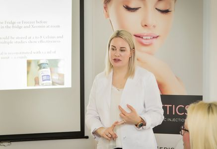 Botox Training Filler Certification Ontario Medical Aesthetics Course Nursing Education Lip