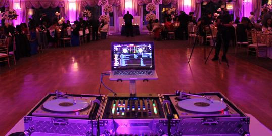 NY DJ at Oheka Castle wedding