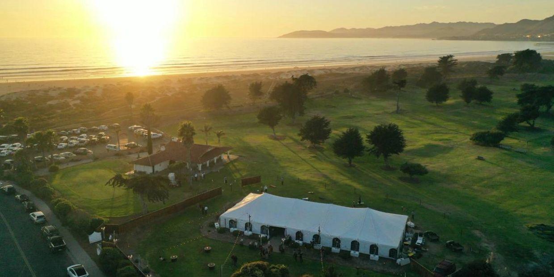 Pismo Beach Golf Course Golf Course Wedding Venue