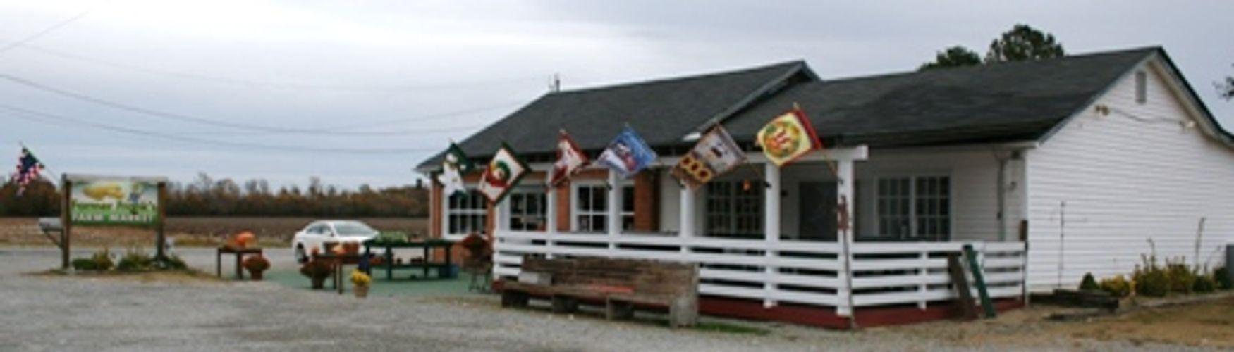 Farmer Frank's Farm Market - Restaurant, Bakery