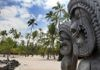 The Place of Refuge : Puʻuhonua o Hōnaunau National Historical Park