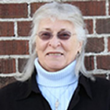 President of the Board, Gloria Storey