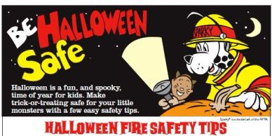 Halloween is a fun, and spooky, time of year for kids. Make trick-or-treating safe for your little