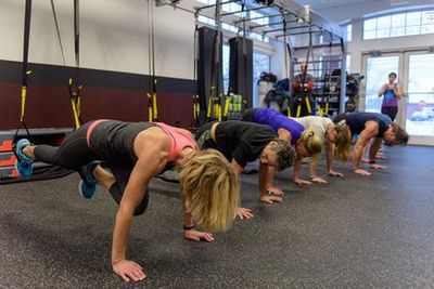 Boot Camp at Amherst Fitness