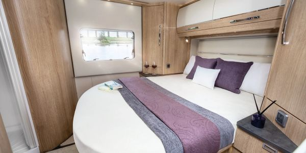 Auto-Trail motorhome - interior | Crosshaven Motorhomes