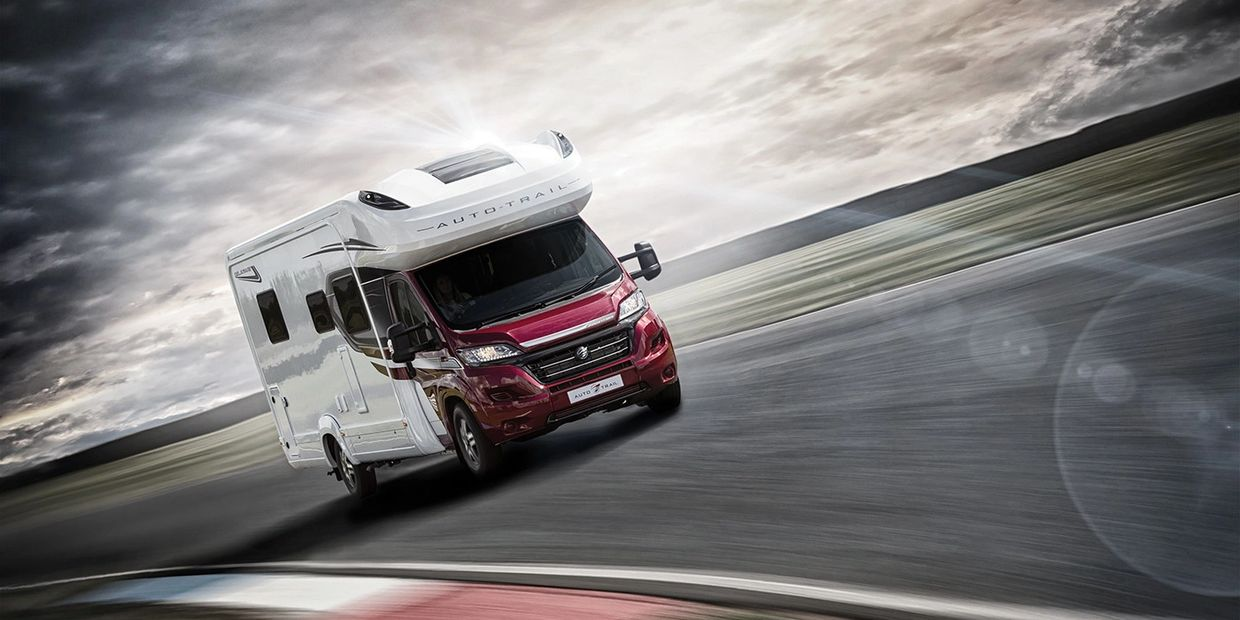Auto-trail motorhome - Frontier