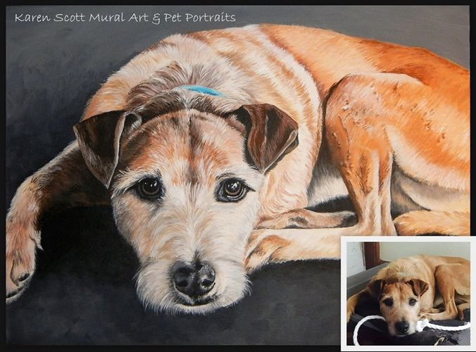 pet portraits, pet portrait artist, commissioned portraits, pet art, dog paintings, pet paintings