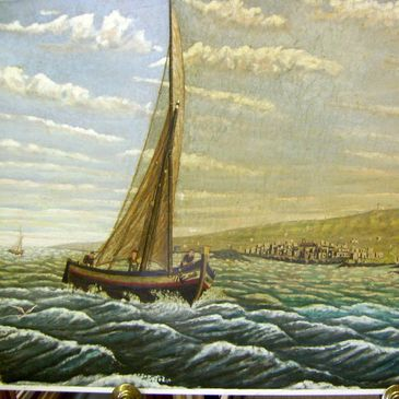 Oil Painting Restoration, Painting Repair and Cleaning, Fine Art restoration