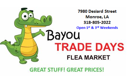 Bayou Trade Days