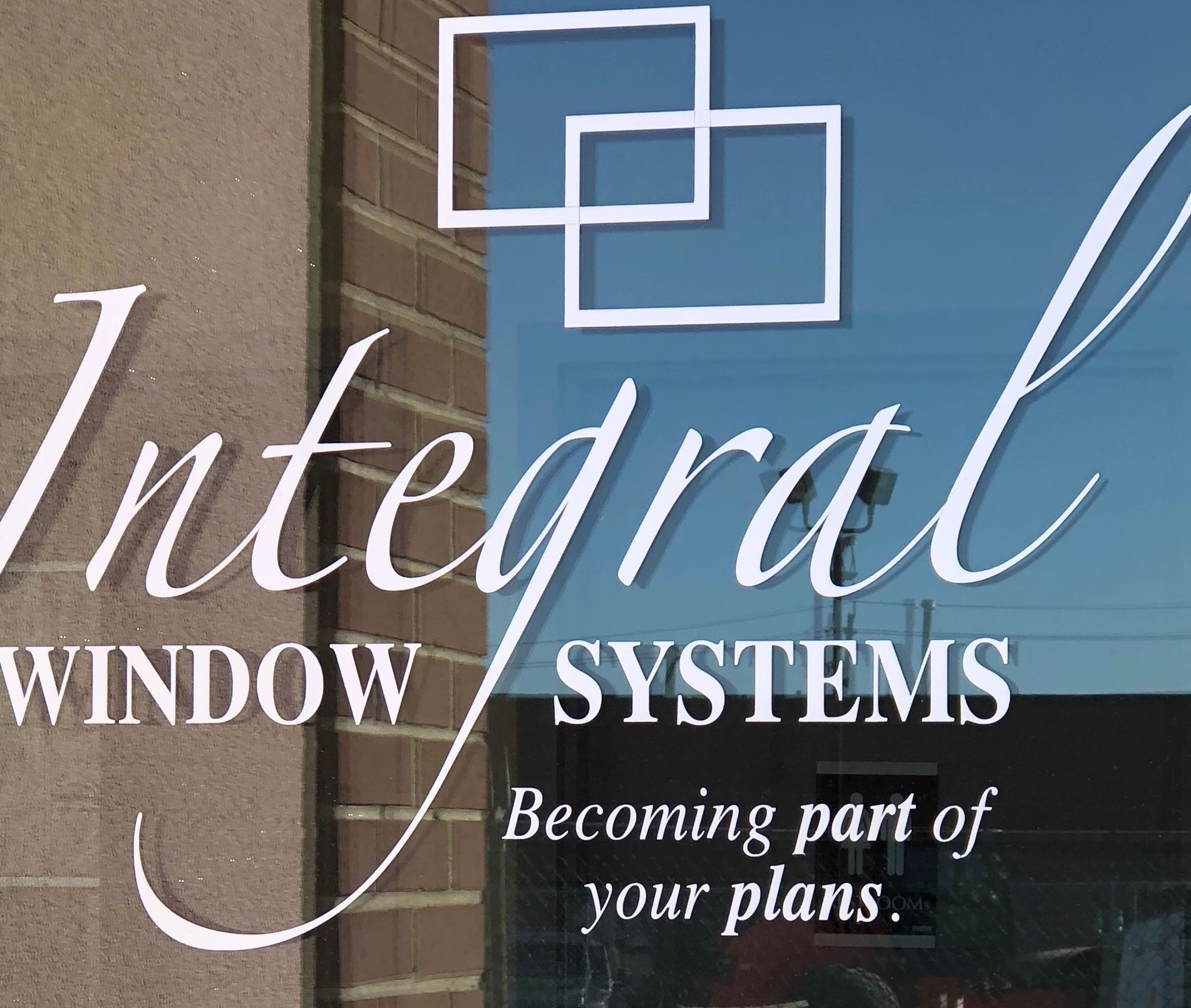 Integral Window Systems