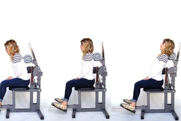 Freedom Glider Rental in home delivery and pickup for spine exercise posture balance health