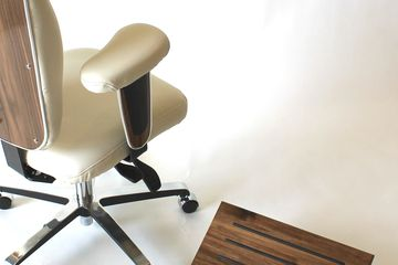 executive upgrades available for therachair orthopedic ergonomic luxury office chair back pain