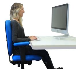 ergonomic workstation assessment on-site we come to your home or office