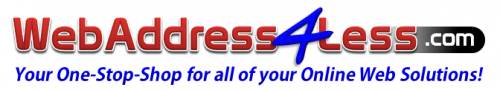 Web Address 4 Less