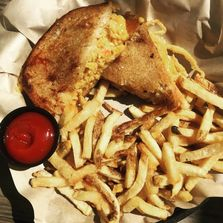 The Pimento Grilled Cheese
