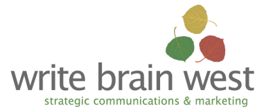 Write Brain West, Strategic Communications & Marketing
