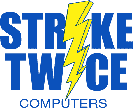 Strike Twice Computers