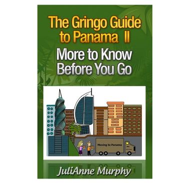 JuliAnne Murphy's second book, The Gringo Guide to Panama II hit #2 in its category on Amazon twice.