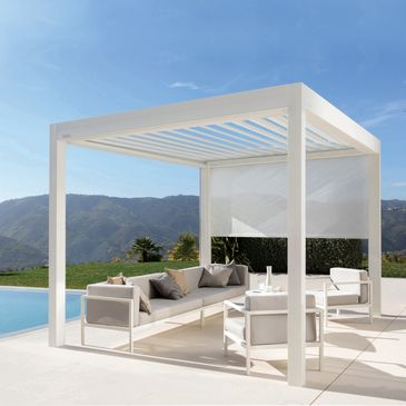 Wintek Brustor Outdoor Living lamellendak pergola
