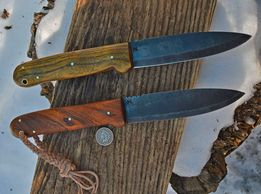 ML Knives Woods and Bush Knife