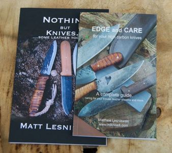 ML Knives Book Set