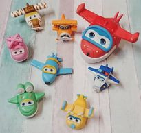 Go jetters cake decorations