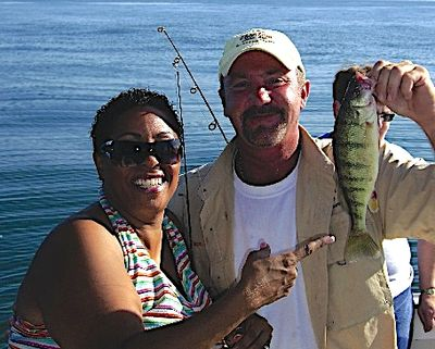 Char-Tom Lake Erie Fishing Charters Where Fishing Is Their Only Business