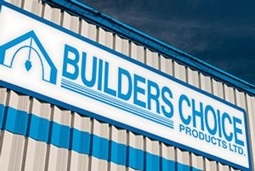 builders choice products drywall and crown moulding supplier in Saskatchewan