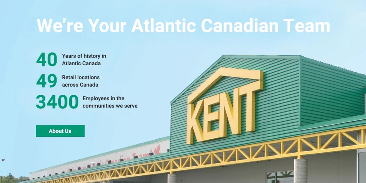 Kent building supply store