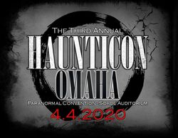 haunticon omaha paranormal ghost bigfoot sasquatch alien ufo convention sokol