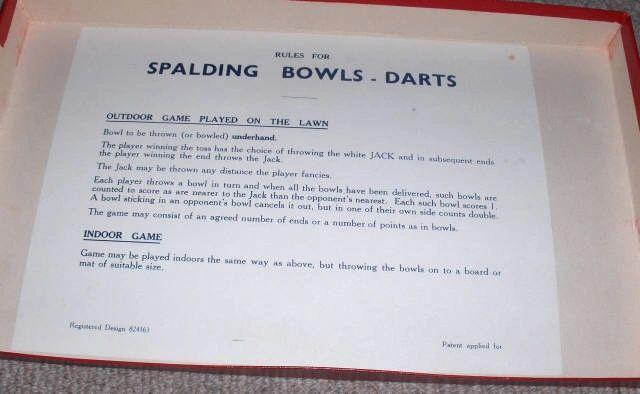 Bowls Darts 2