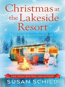 Airstream, camping, RV, dogs, horse, lake, Christmas lights, snow, clean, wholesome, middle age love