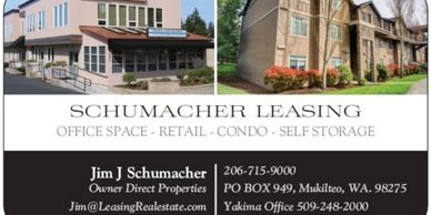 Schumacher Leasing Office Space Rentals and Condo Rentals