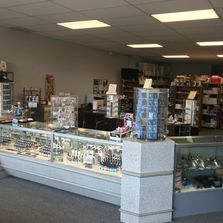 Shadow Supply Inc has been in business for 10 years, with a well-stocked store and friendly browsing