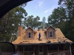 Roof Installation, roofs, Tear off and reroof