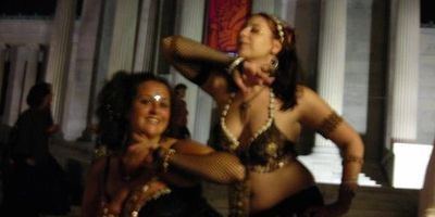 Beth and Mandy are the founding members of Zuut Bellydance in Buffalo NY