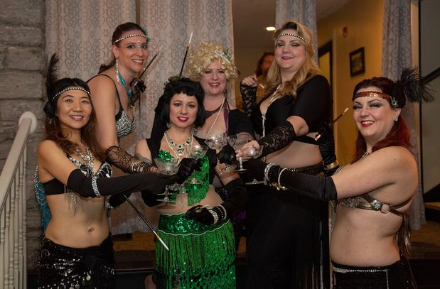 Zuut Bellydance at Marcy Casino in Buffalo NY.