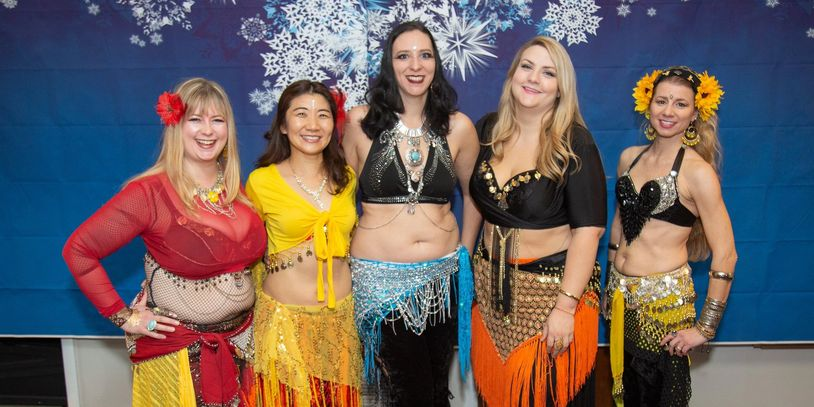 Zuut Bellydance at House of Hips in Buffalo NY.