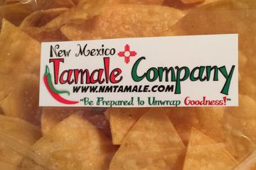 Fresh made corn chips  15 oz  bag