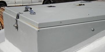 Roof Hatches, Pre-Engineered,  Modular Design, Minimal Site Preparation, Virtually Maintenance Free