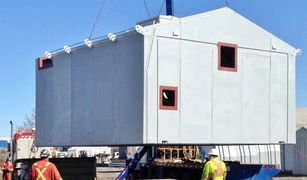 Modular, Portable,Fiberglass Structures Non-Corrosive, Versatile,Easy To Ship Prefabricated, Custom