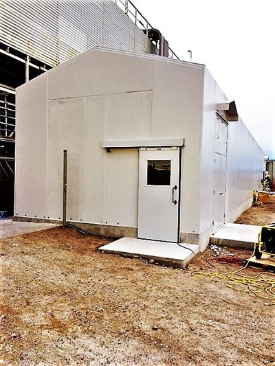 Motor Control Center, HWWRF,  RM Products Ltd. is the leading manufacturer of fiberglass enclosures